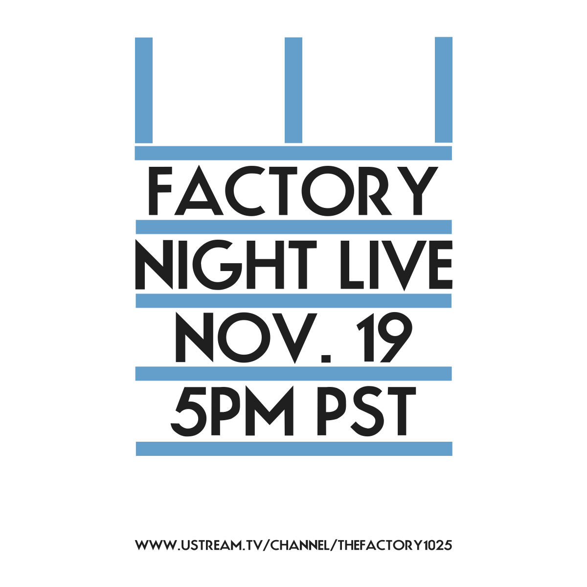 Factory Night Live episode 5 – theFactory