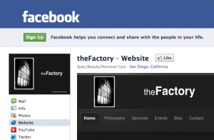 theFactory on Facebook